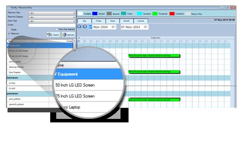 Powerful venue and event calendar software for Wedding venue software