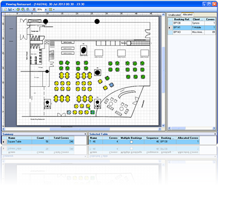 Dynamic specialist floor plan software for venues and events for Auto floor plan software
