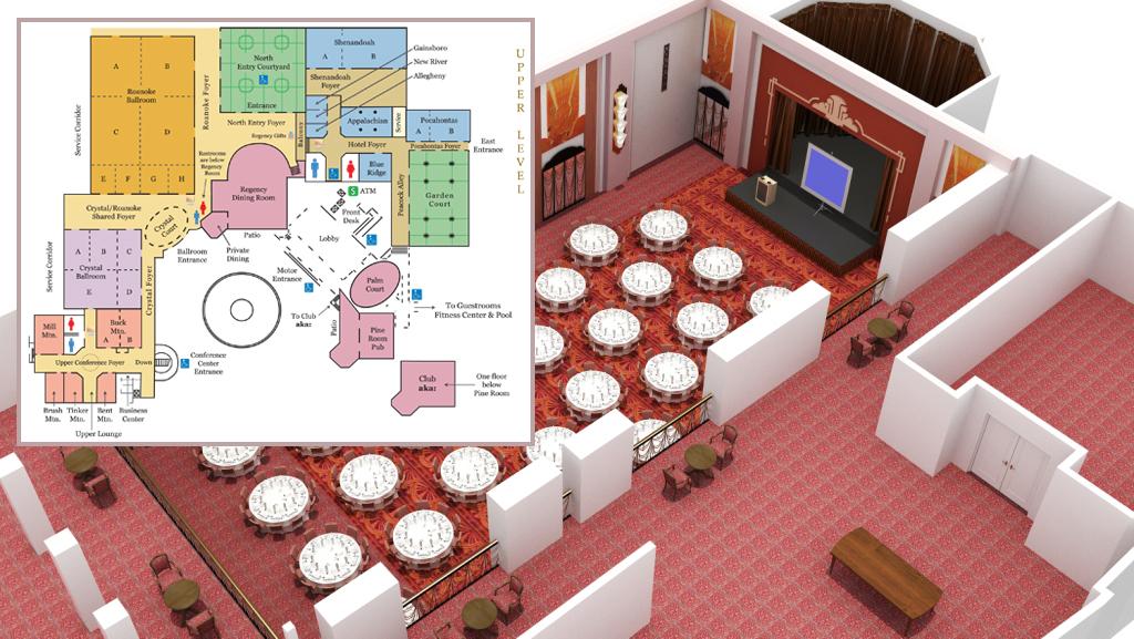 Pandarix software solutions delivering interactive for Wedding venue software