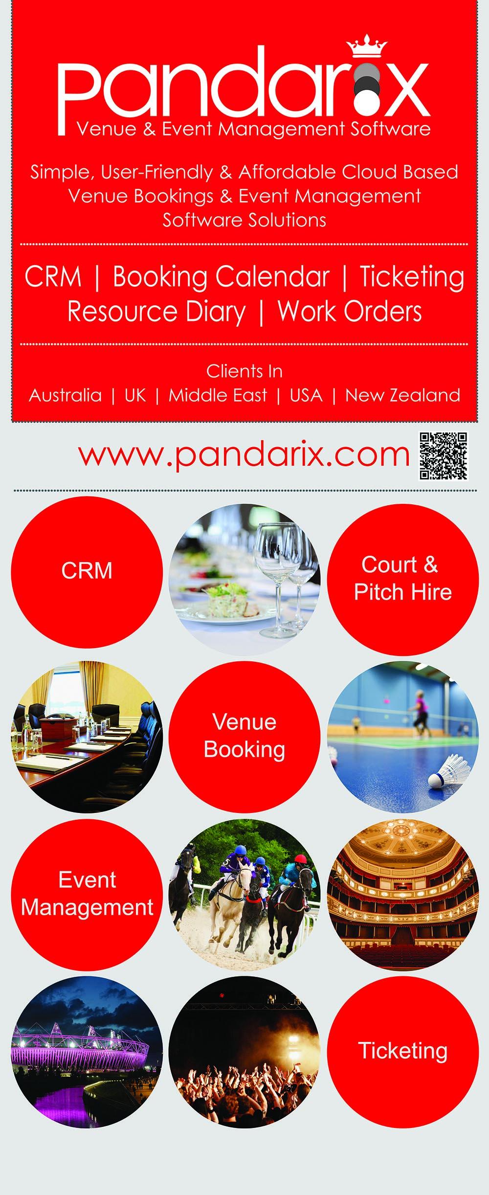 Pandarix Red Banner